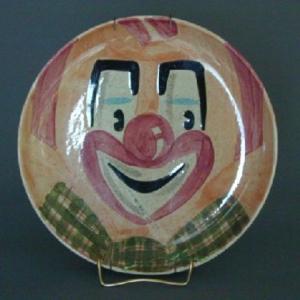 Clown Plate